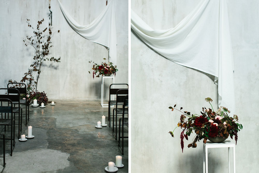 Editorial Wedding Minimal Atelier Blanc Malvinaphoto 2
