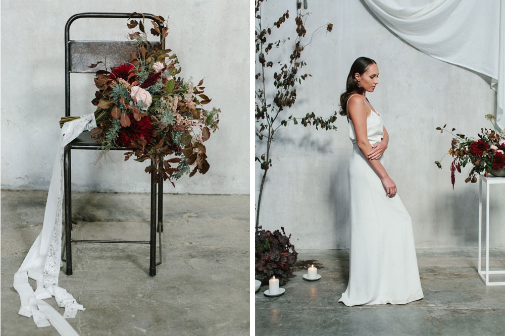 Editorial Wedding Minimal Atelier Blanc Malvinaphoto 5