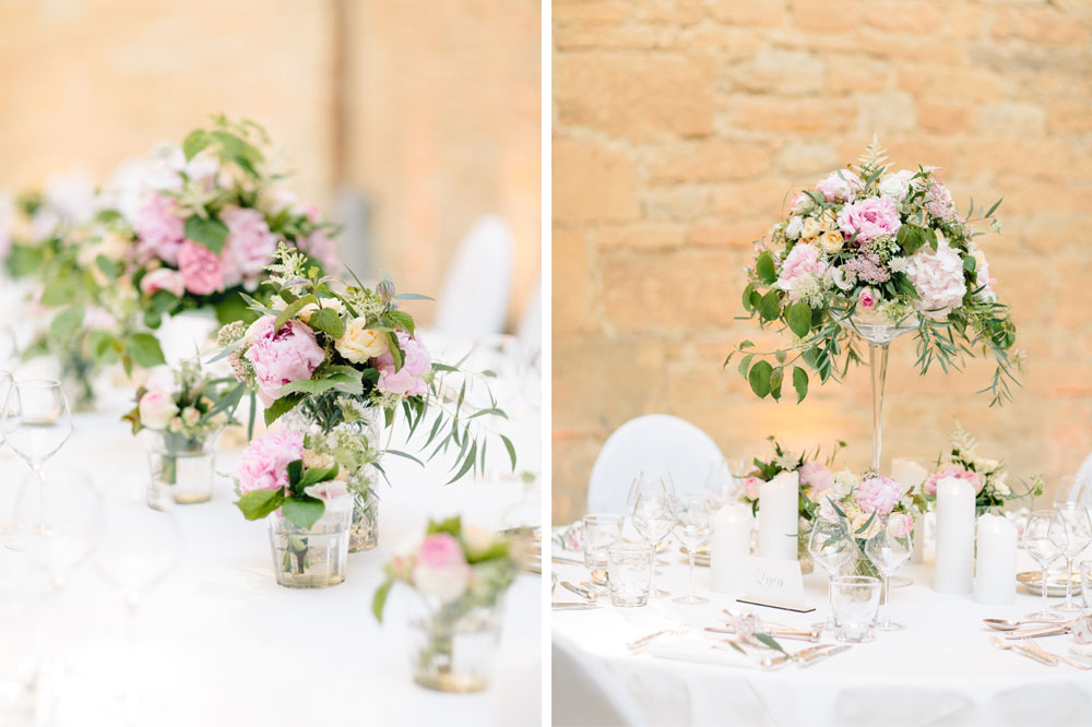 30 Fleurs De Fee Chateau De Bagnols Save The Date Photography