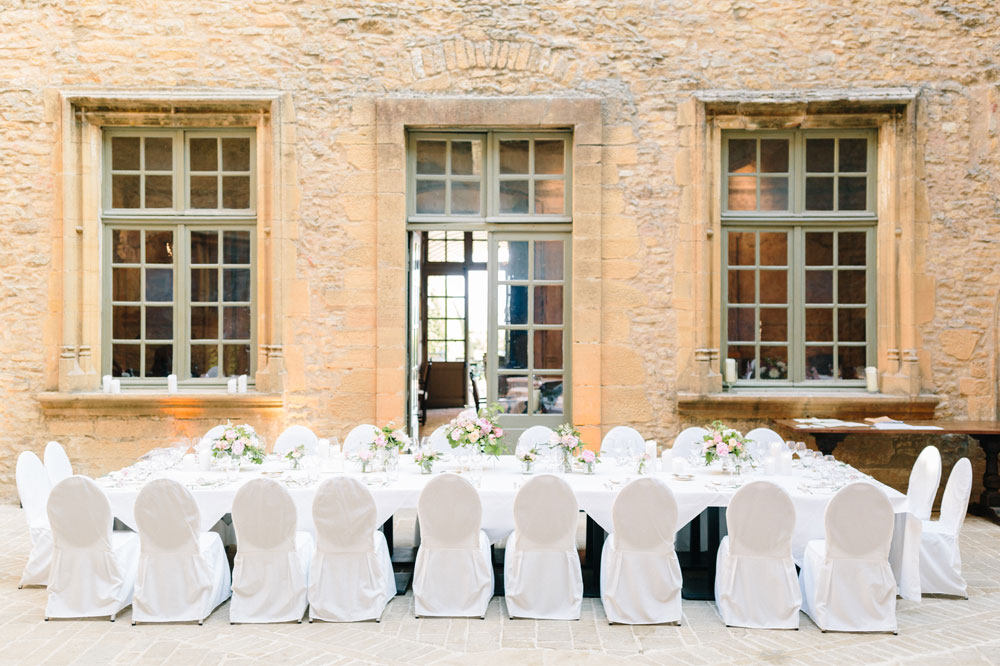 21 Fleurs De Fee Chateau De Bagnols Save The Date Photography